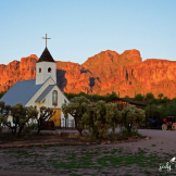 Jody M. Tanner‎ | Superstition Mountains