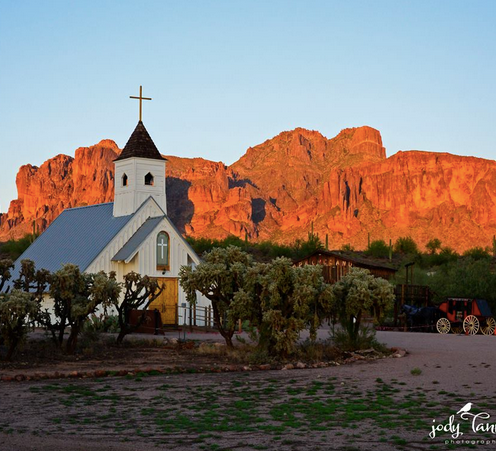 Jody M. Tanner | Superstition Mountains
