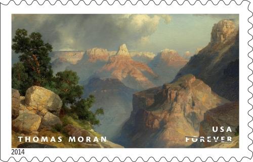 Courtesy of U.S. Postal Service