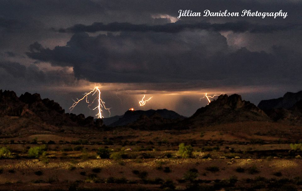 Climate amp Weather Averages in Apache Junction Arizona USA
