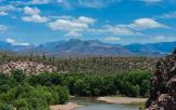 Shirley Ramaley   Verde River