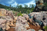 Dustin George   Water Wheel Falls