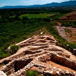Patrick Moore   Tuzigoot National Monument